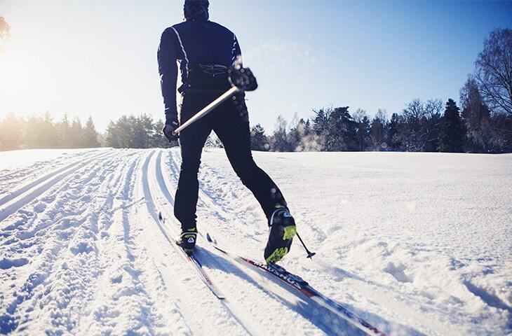 Guide: Välj rätt längdskidor