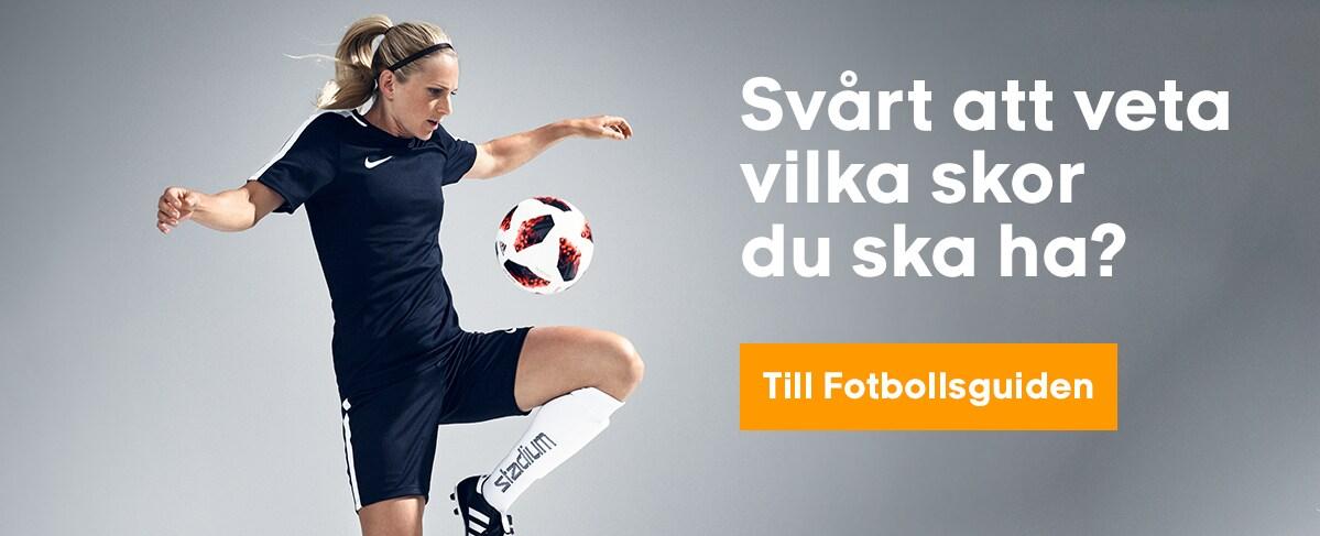 9d23c3f71482 Fotbollsskor - Fri retur i butik och 1 års öppet köp - Stadium.se