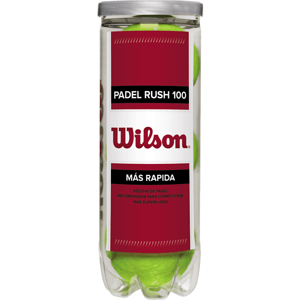 Padel Rush 100 3pk