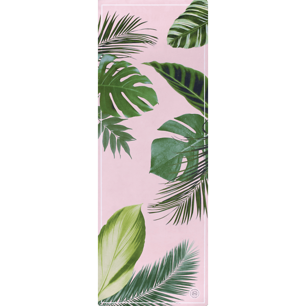 Botanical Yoga Mat