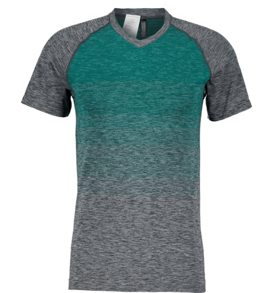 M Seamless V-neck