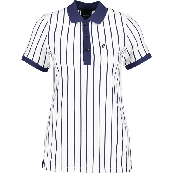 W G Ramsdale Striped Polo