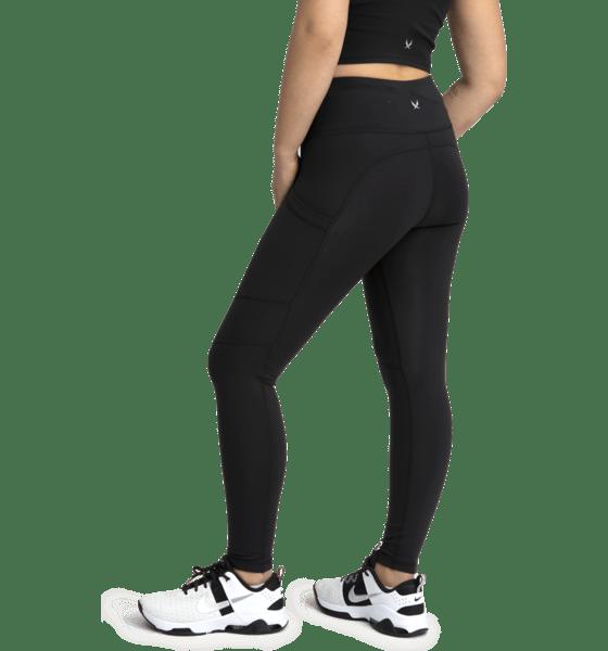 träningsbyxa med ficka