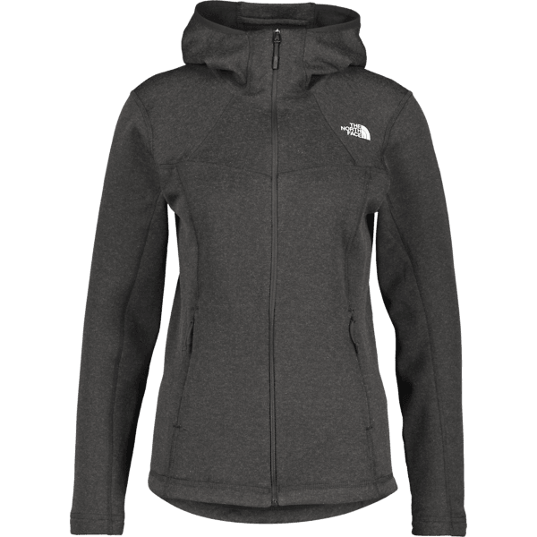 THE NORTH FACE W INLUX WOOL FZ HOODY på stadium.se 13fa030c04
