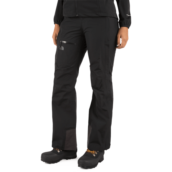 ... 266012101104 THE NORTH FACE W DRYZZLE F Z PANT Model01 Detail 4cf3bff510