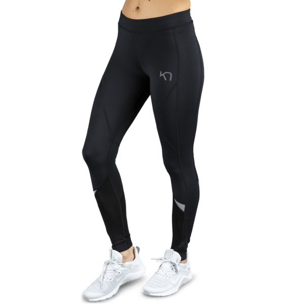 Kari Traa W Louise Tights Träningskläder BLACK W Louise Tights