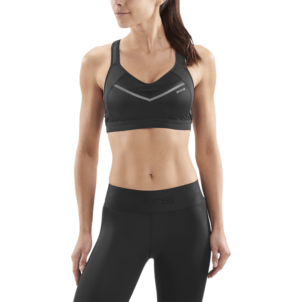 efebfce1a08f ... 267428101101 SKINS W DNAMIC CORE HIGH IMPACT SPORTS BRA Model01 Detail