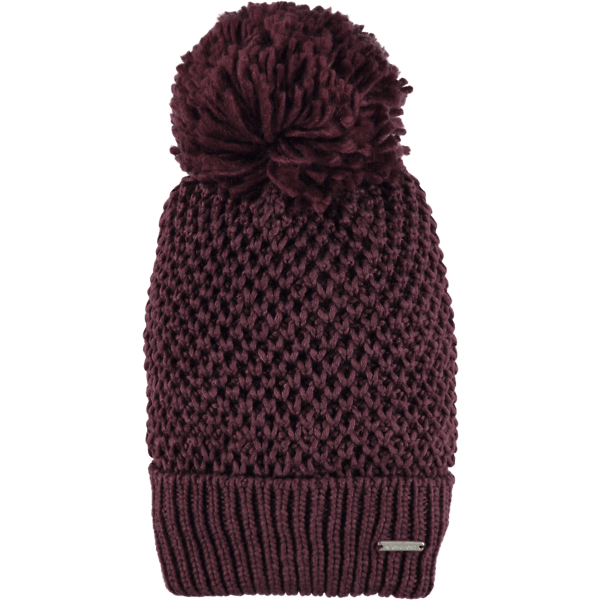 Knit Pompom Beanie