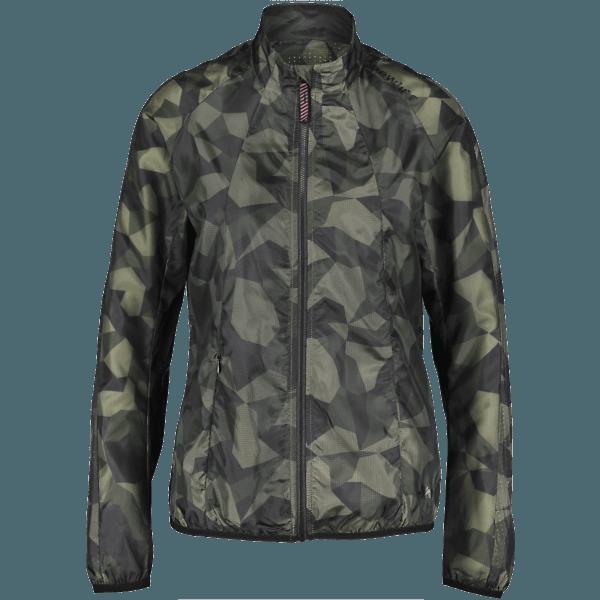Black Camo Windshield Jacket