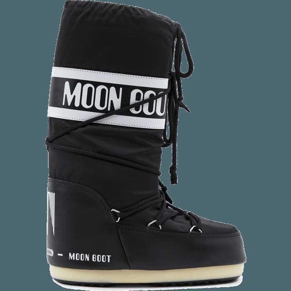 W Nylon Moon Boot