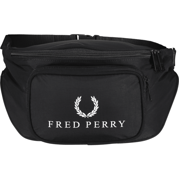 U Retro Branded Waist Bag 100% Nylon