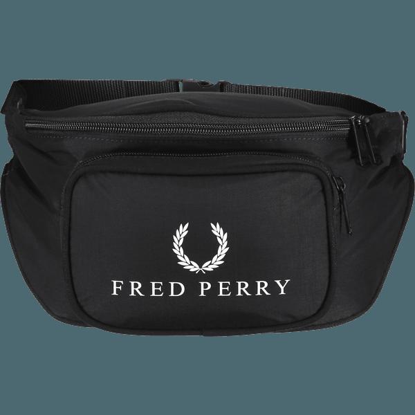 U Retro Branded Waist Bag 100% Nylon