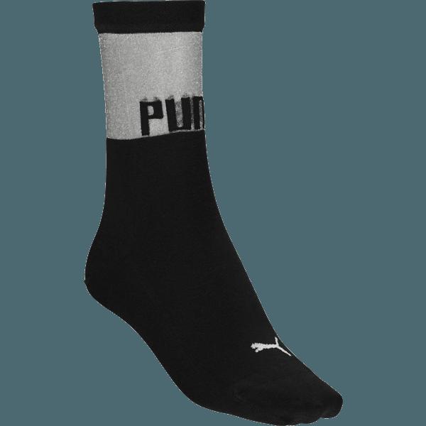 W Sg Sock Transparant 1p