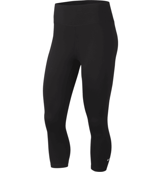 Nike W All-in Capri Tgh Träningskläder BLACK/WHITE W All-in Capri Tgh