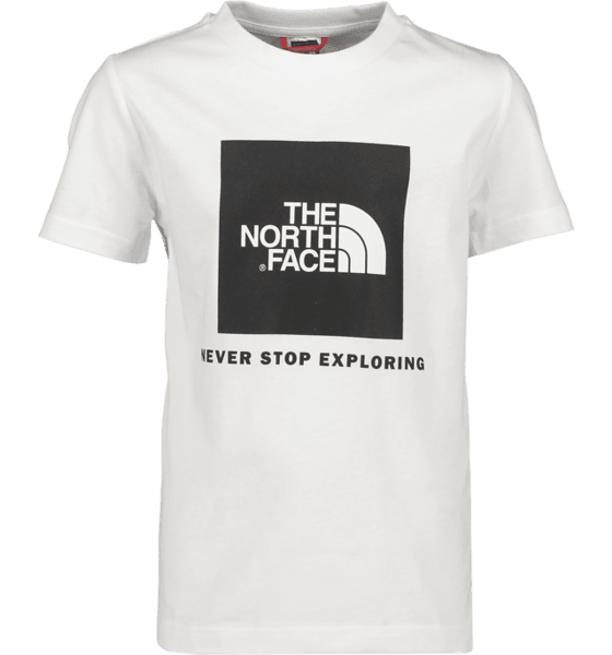 The North Face J Y BOX SS TEE