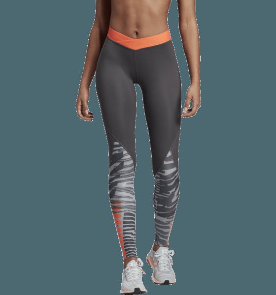 Adidas W Task L Aiq3 Träningskläder GRESIX/PRINT W Task L Aiq3