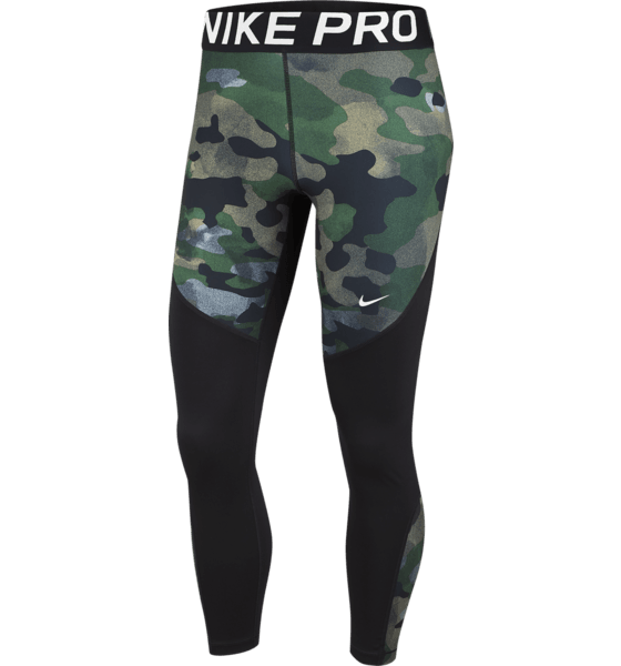 W Rebel 7/8 Camo Tights