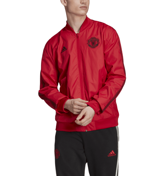 14bf71f6e5f0 ... 286437101101 ADIDAS MUFC ANTHEM JKT Model01 Detail