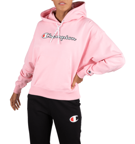 296924102103 CHAMPION W HOOD SWEATSHIRT Detail01