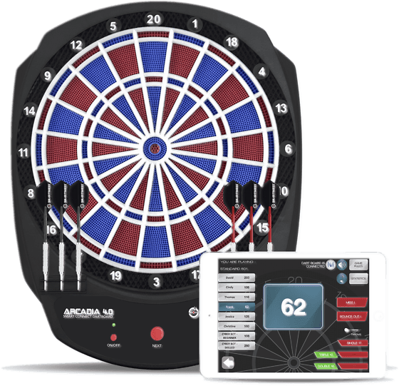 Smart Connect Dartboard Arcadia 4.0