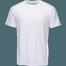 vit tränings t shirt
