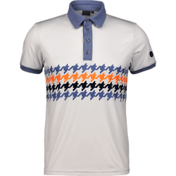 d494a6269af 281162101101 CROSS SPORTSWEAR M HOUND TOOTH POLO Standard Small1x1 ...