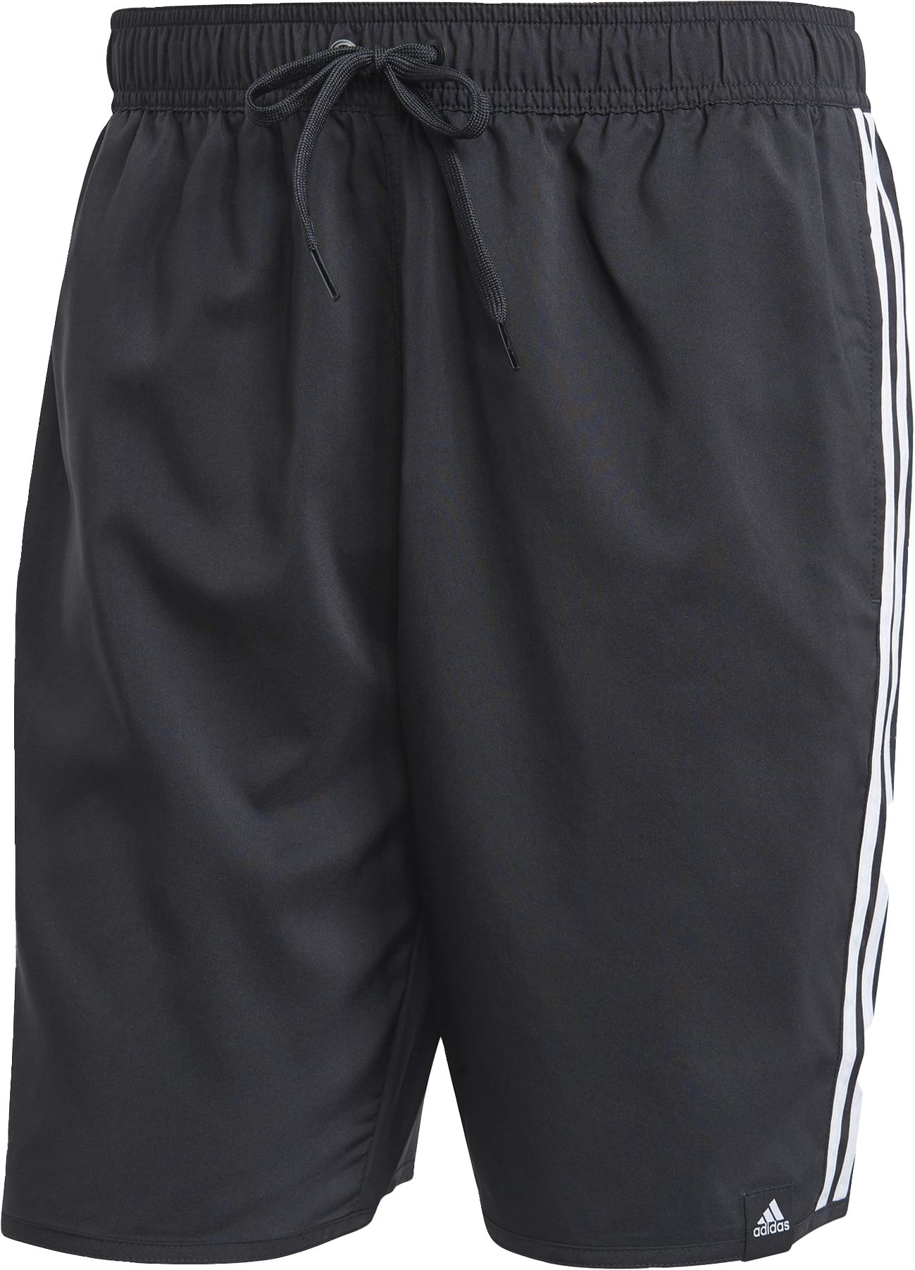 355338101101, Classic-Length 3-Stripes Swim Shorts, ADIDAS, Detail