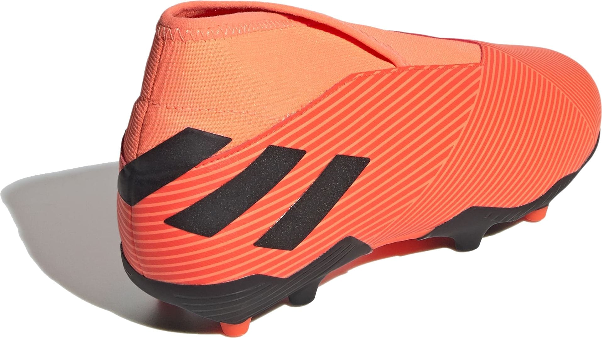 355721101111, Nemeziz 19.3 Laceless Firm Ground Boots, ADIDAS, Detail